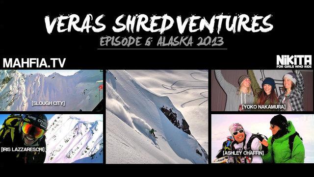 Vera's Shredventures – Episode 6