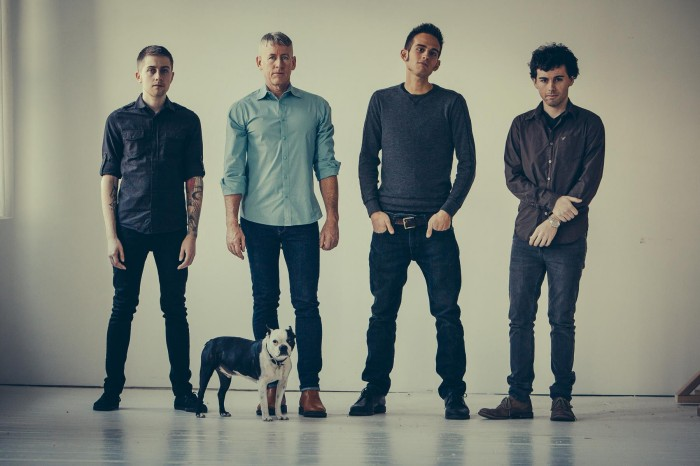 Rick Barton (Dropkick Murphy's) on tour with new band!