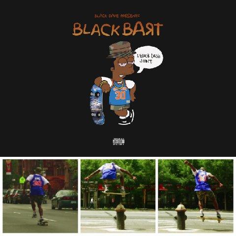 "Black Dave – Black Bart Mixtape Trailer + 'N.D.S.' (Produced by Lee Bannon)"""