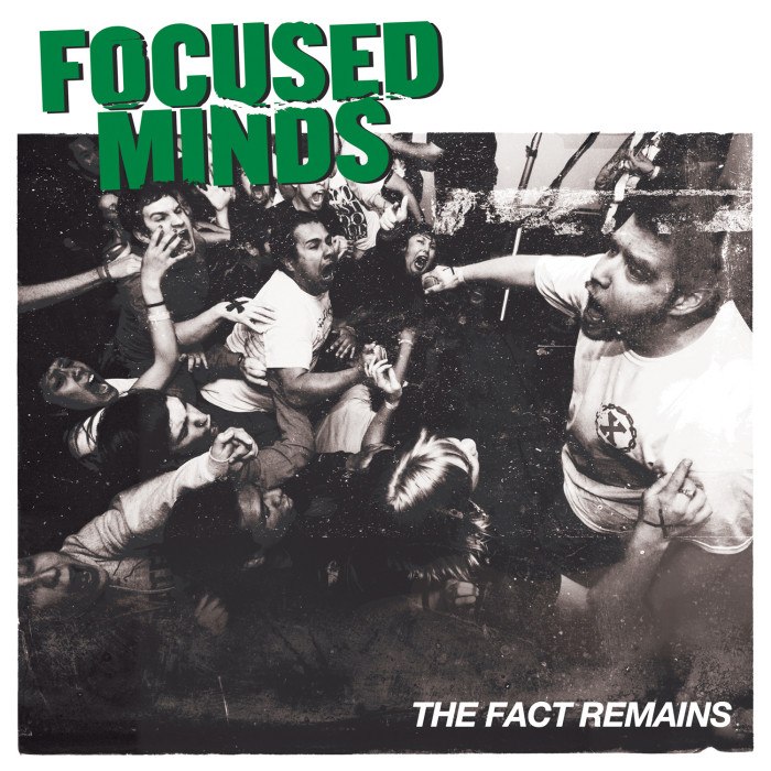 Focused X Minds 'The Facts Remains'