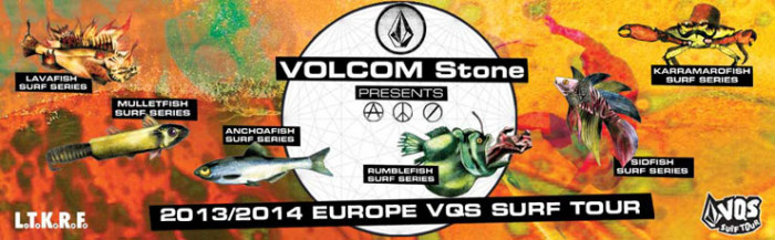 VQS Surf Tour 2013-2014 | European Dates and Locations