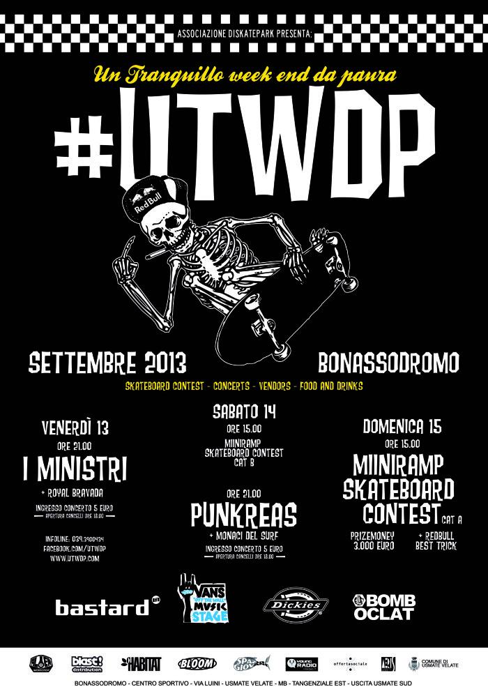 Un Tranquillo Weekend Da Paura 2013 – UTWDP
