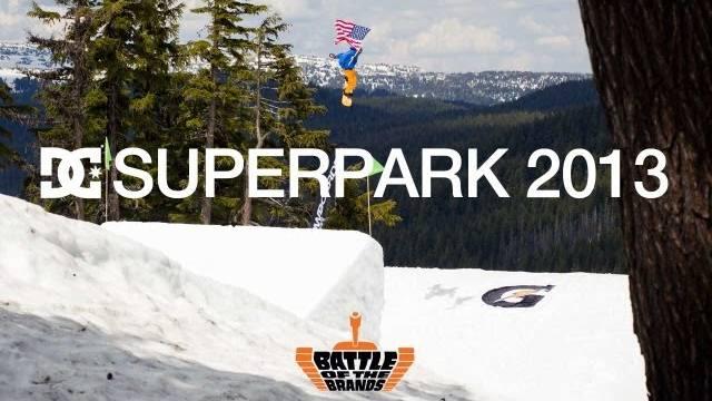 DC Snowboard Collezione e SuperPark Video