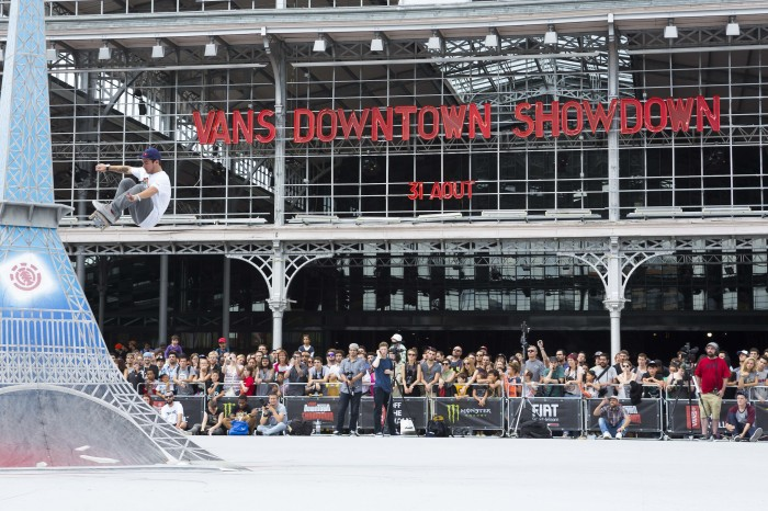 Vans Downtown Showdown – A Triomphe in Paris / Results
