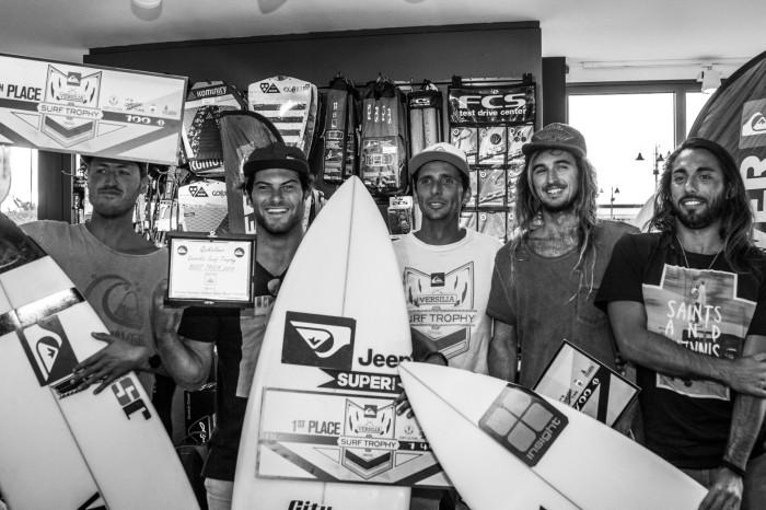 Video Report – Versilia Surf Trophy 2013