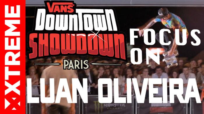 Downtown Showdown: Luan Oliveira & Event Highlights
