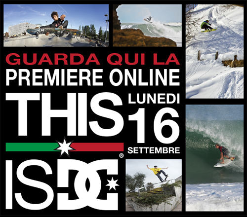 THIS IS DC: oggi la online video premiere