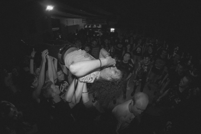 Destroying the scene now and forever: Minkions @ Work In Progress, Albignasego (Pd) – photorecap