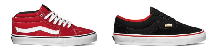 0ae9b741fd The Vans x Black Label collection includes tees