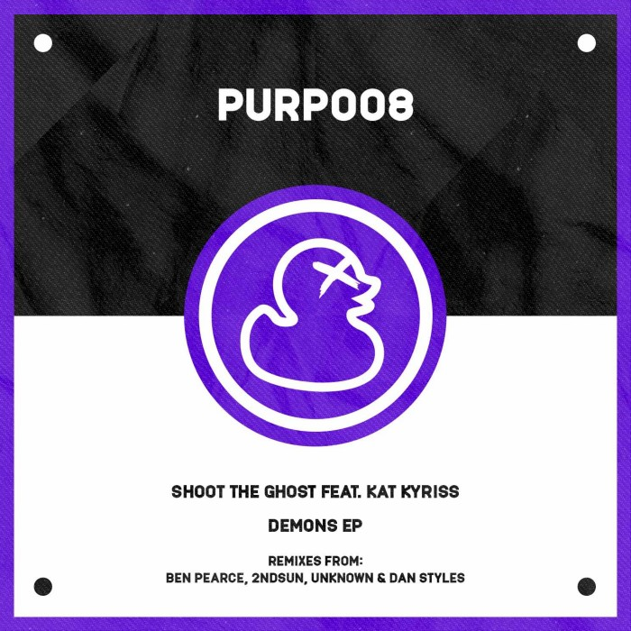 First listen: Shoot The Ghost – 'Demons' // 28th October on Purp & Soul