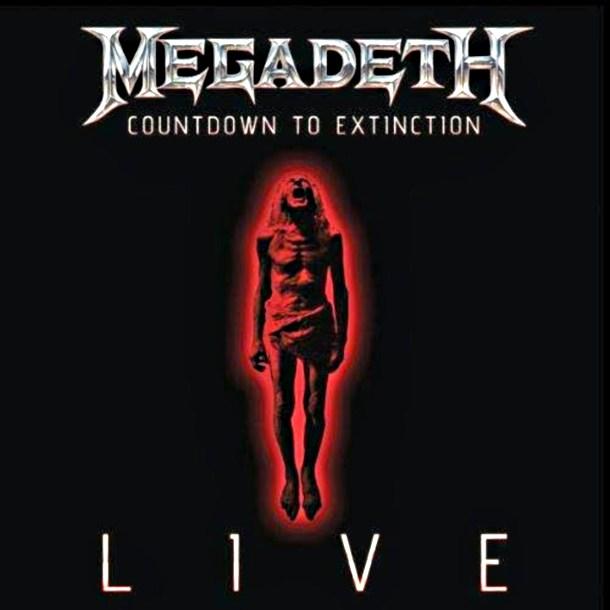 Megadeth 'Countdown To Extinction: Live'