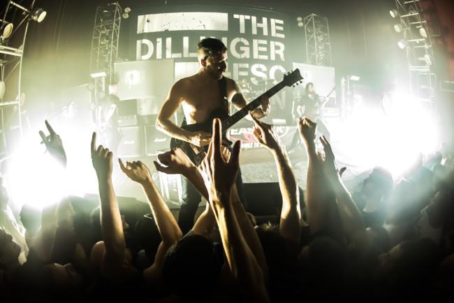dillinger escape plan-5506