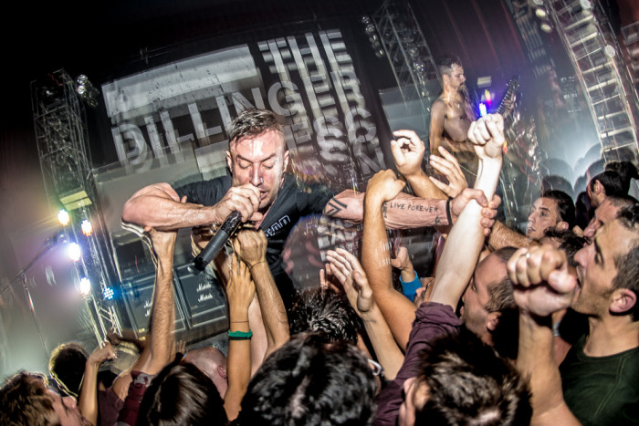 The Dillinger Escape Plan + Maybeshewill @ Rock N Roll Arena, Romagnano Sesia (NO) – photorecap