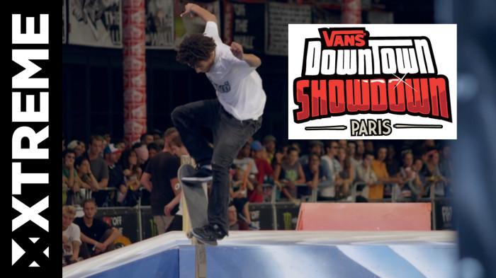 Vans: 20 min video of 5 years from Vans Downtown Showdown
