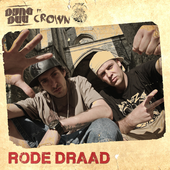 Dyna Dee 'Rode Draad' ft. Crown [new video clip + Free Download]