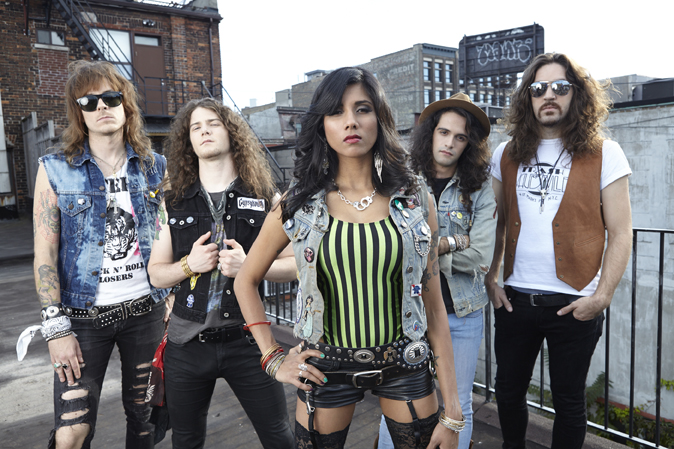 Diemonds announce North American 'Skeletour'