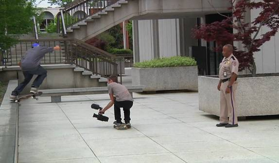 Arnette's Multiple Personality Disorder – Skate – Official Trailer