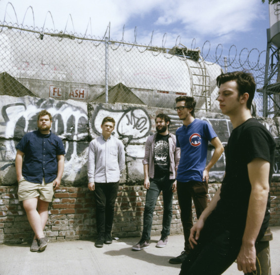 Frameworks release video for 'Preamble'