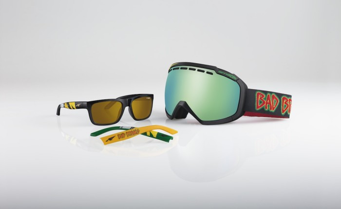 Arnette x Bad Brains Uncommon Projects Collection