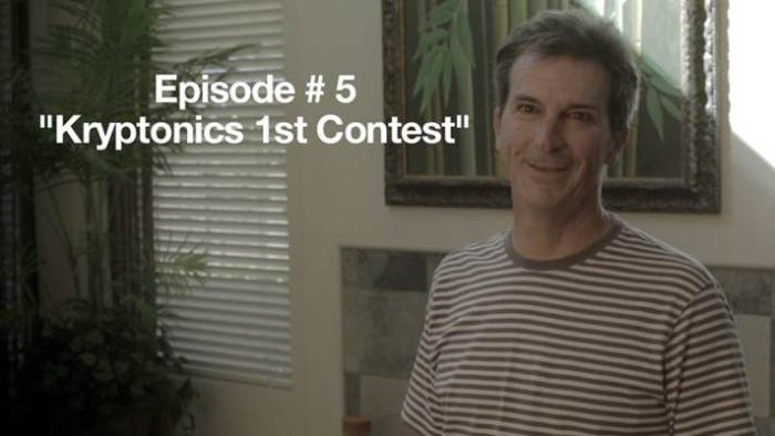 Kryptonics Episode #5- Kryptonics 1st Contest