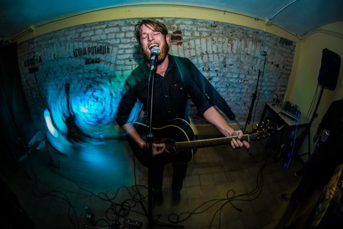 Tim Vantol + Andead + Killer Sound – Basement show @ Corso di Porta Romana 110 – photorecap