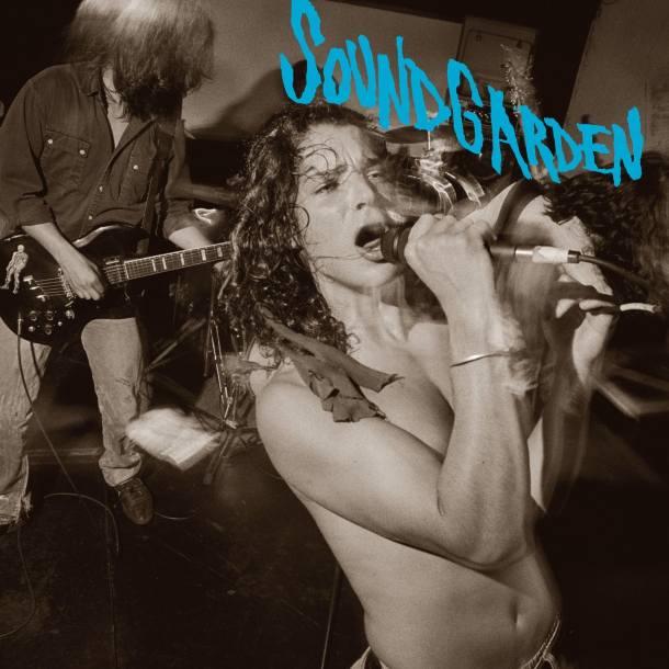 Soundgarden 'Screaming Life/Fopp'