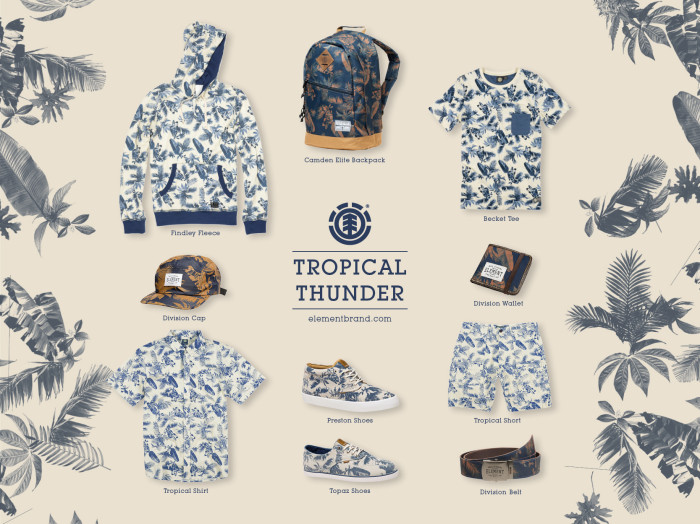 Element ss14 Tropical Thunder