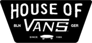 Save the date – House Of Vans Berlin – 16 gennaio 2014
