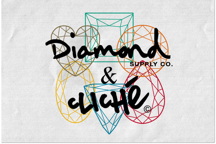 Cliché x Diamond supply collaboration out now!