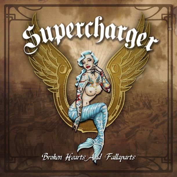 Supercharger 'Broken Hearts And Fallaparts'