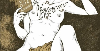 The Provincials - Provolone Records