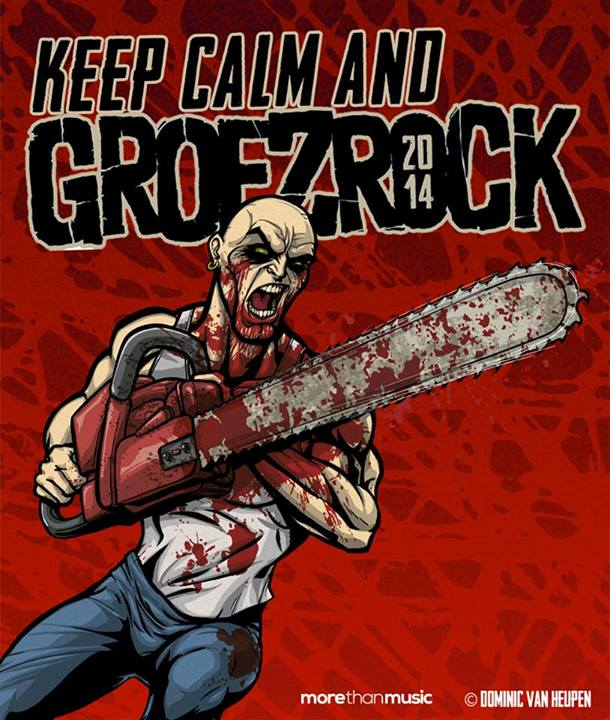 Groezen Rock 2014 … stay tuned