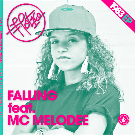 Free download of Hot 16 x MC Melodee 'Falling'