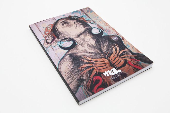 VNA magazine reaches milestone with issue 25