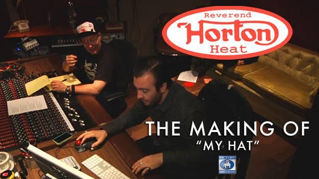 Reverend Horton Heat premiere 'Making Of' on Guitar World