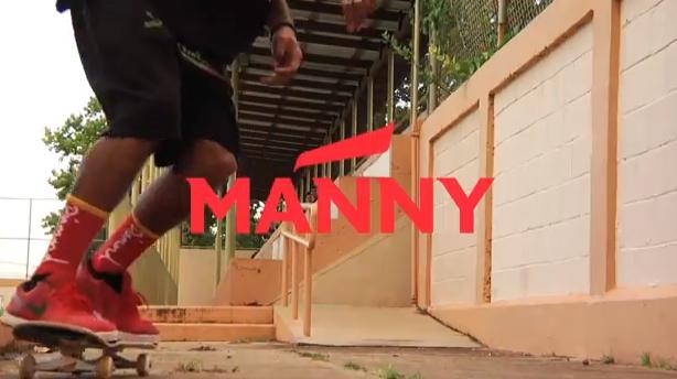 Tensor – Manny Santiago
