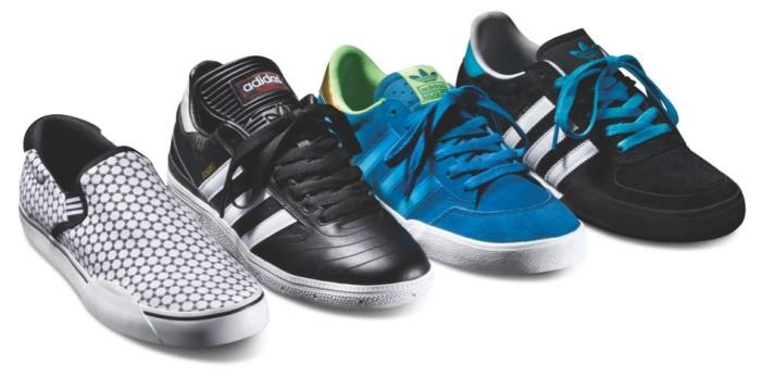 adidas Skateboarding presents The Futebol Pack