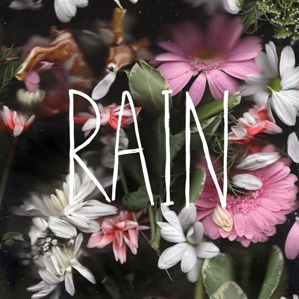 Goodtime Boys post cover art for new album, 'Rain'