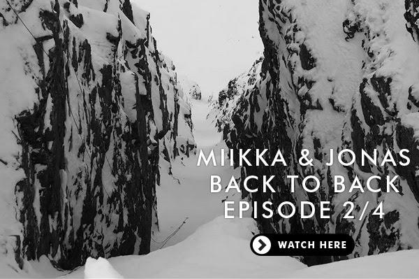 Protest Miikka & Jonas Back to Back podcast – parti 1 e 2