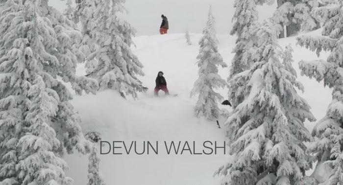 DC Snowboarding: Devun Walsh e Ryan Tiene Remix
