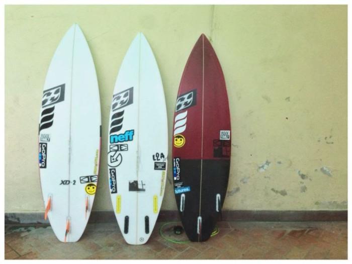 Gianmarco Pollacchi – nuovo atleta del team surf GoPro Italia