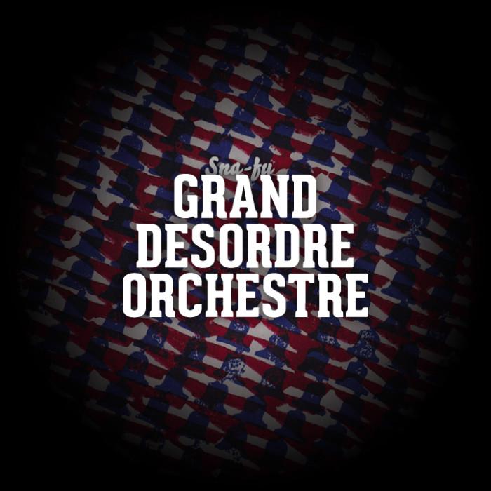 Sna-Fu Grand Desordre Orchestre 'Knives & Bells'