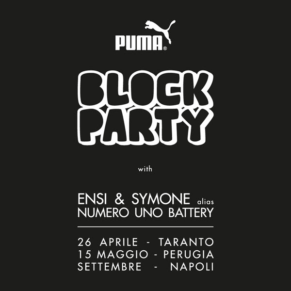 Comb Studio x Puma – Block Party