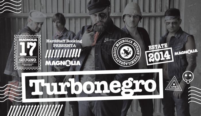 Turbonegro – data unica in Italia il 17 giugno