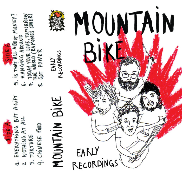 Mountain Bike 'Early Recordings'