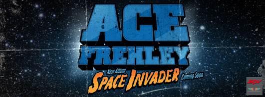 Ace Frehley: Il nuovo album su Spv/Steamhammer