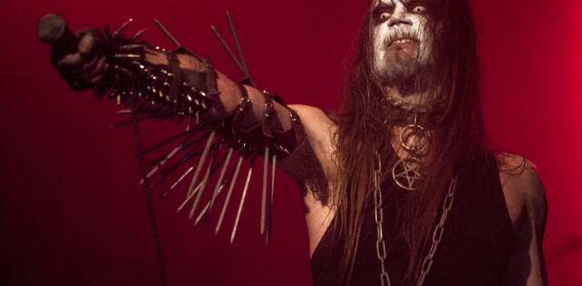 Gorgoroth + Vital Remains @ Factory, Milano – photorecap