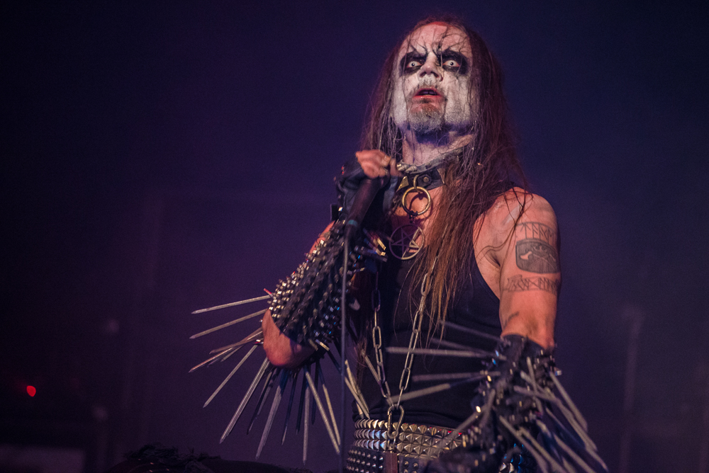 Gorgoroth Vital Remains Factory Milano Photorecap