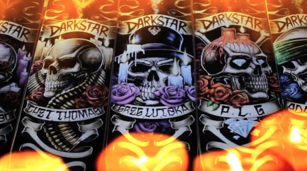 Darkstar – Shrine series commercial