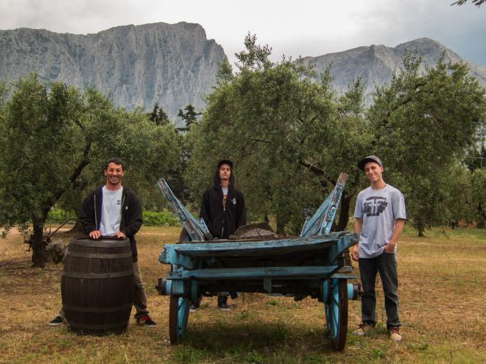 Team Fallen Italy: in partenza il tour 2014
